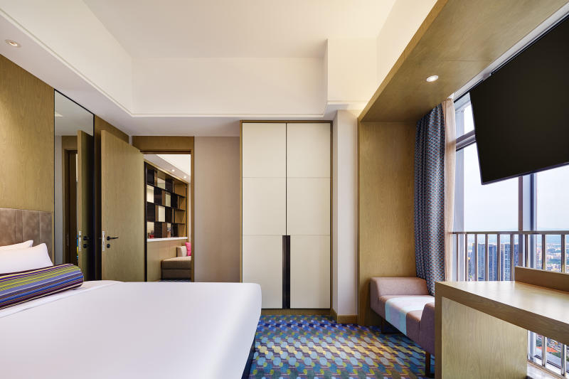 Aloft Guangzhou Tianhe Room Type