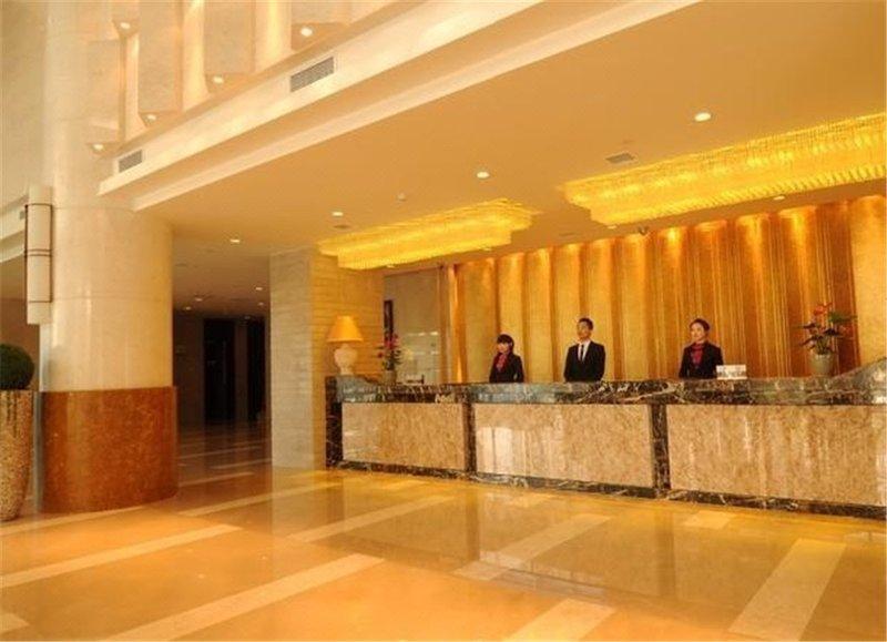 成都九天国际大酒店公共区域