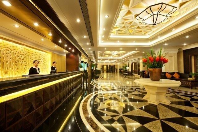 Just Stay Hotel Guangzhou Hotel public area