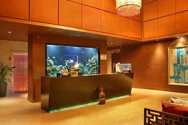 上海璞邸精品酒店公共区域