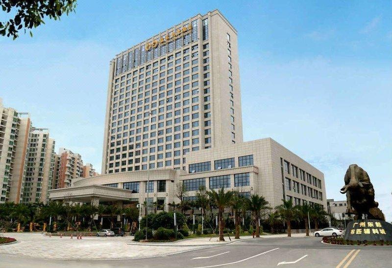广州增城长风凯莱酒店酒店外观