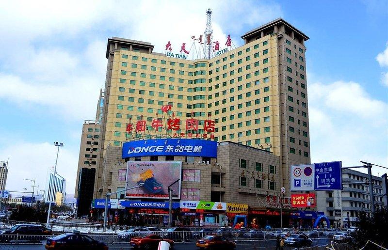 Sanhe Chain Hotel Huhhot Xilin North Road Over view