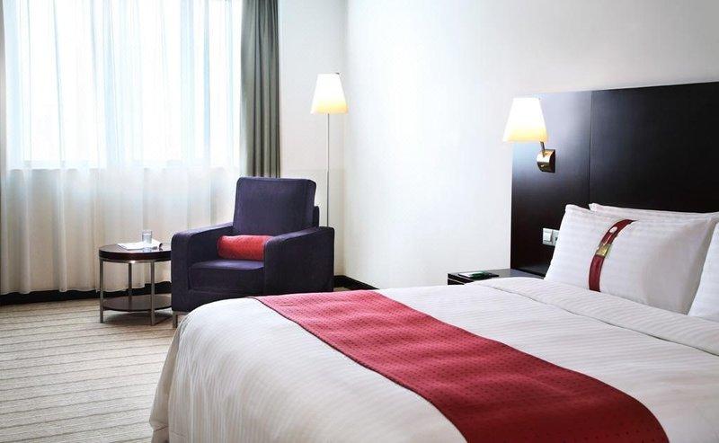 Holiday Inn Shanghai Vista Room Type