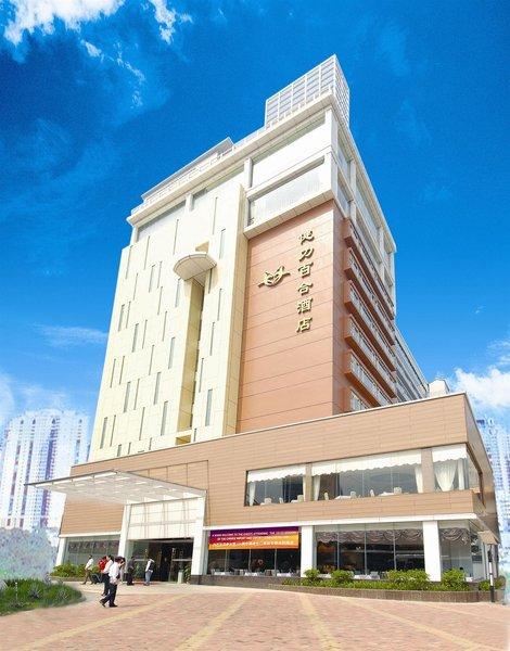 广州健力百合酒店酒店外观