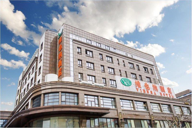 维也纳酒店(上海静安高平路店)外观