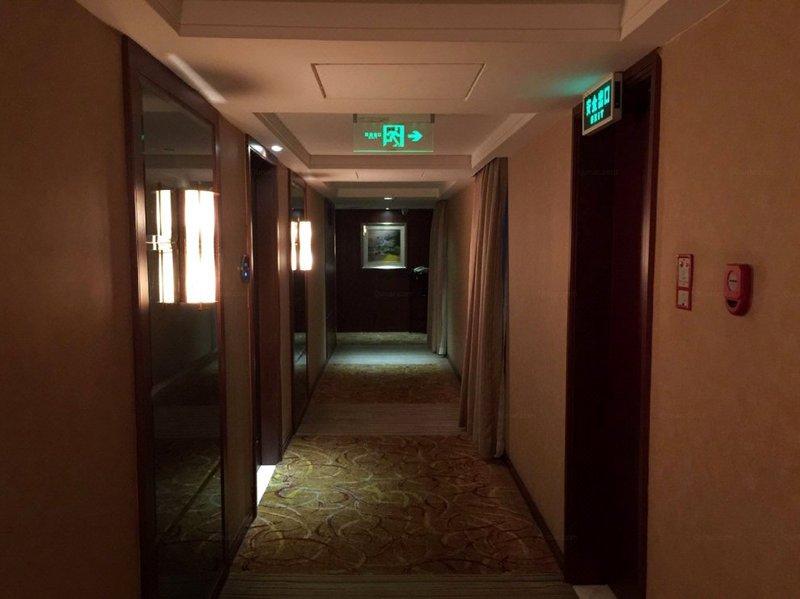 President Hotel Guangzhou (Guangzhou Tianhe Gangding) Hotel public area