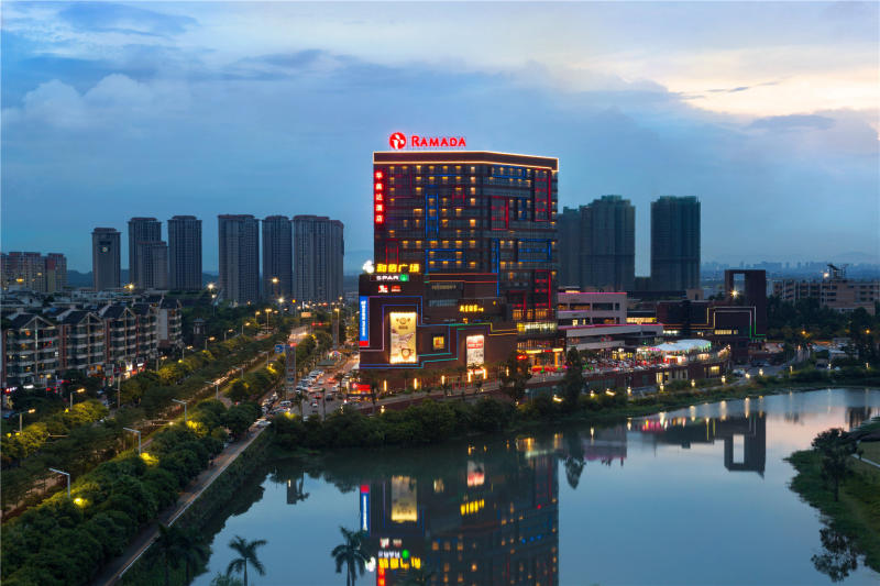 Ramada Foshan Nanhai Over view
