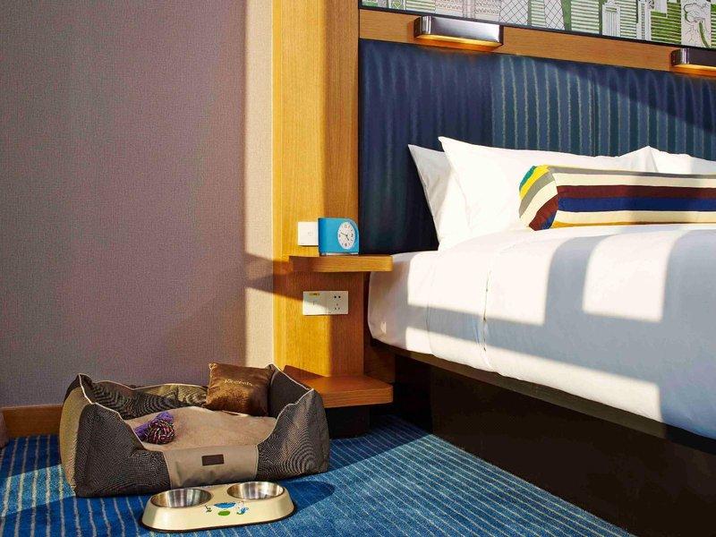 Aloft Dongguan Songshan Lake Room Type
