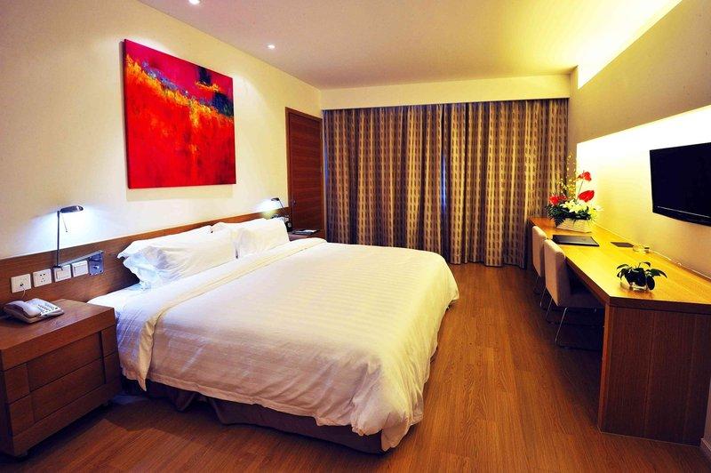 上海博思大酒店房型