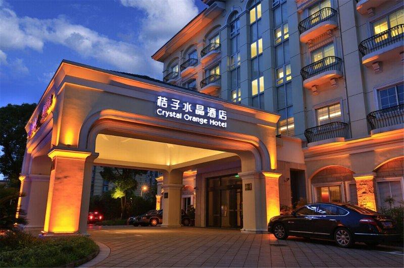Crystal Orange Hotel Shanghai Disney Kangqiao Road Over view