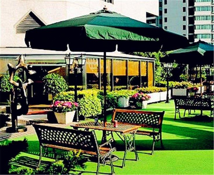上海建国宾馆休闲室
