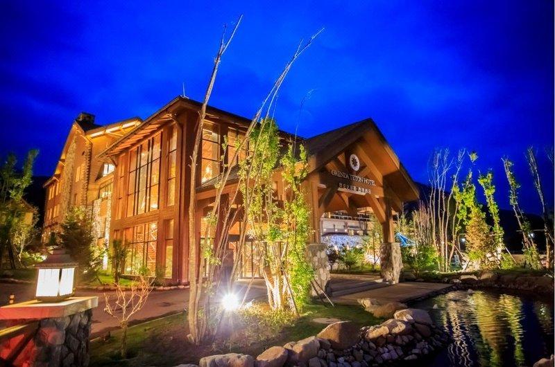 怀来奥伦达部落·西镇酒店 - 外观