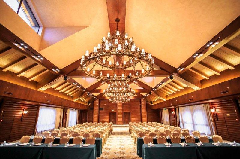 怀来奥伦达部落·西镇酒店 - 会议室