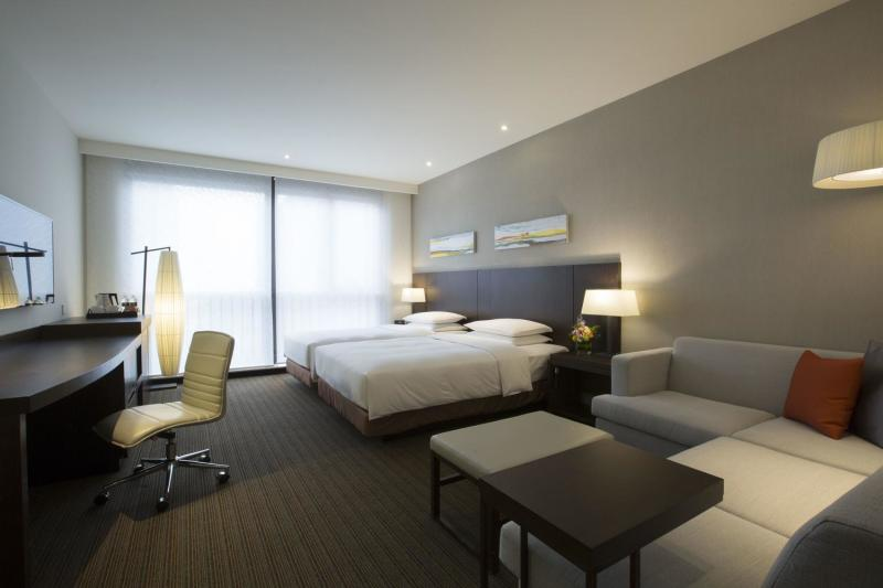 Hyatt Place Shanghai New Hongqiao Room Type