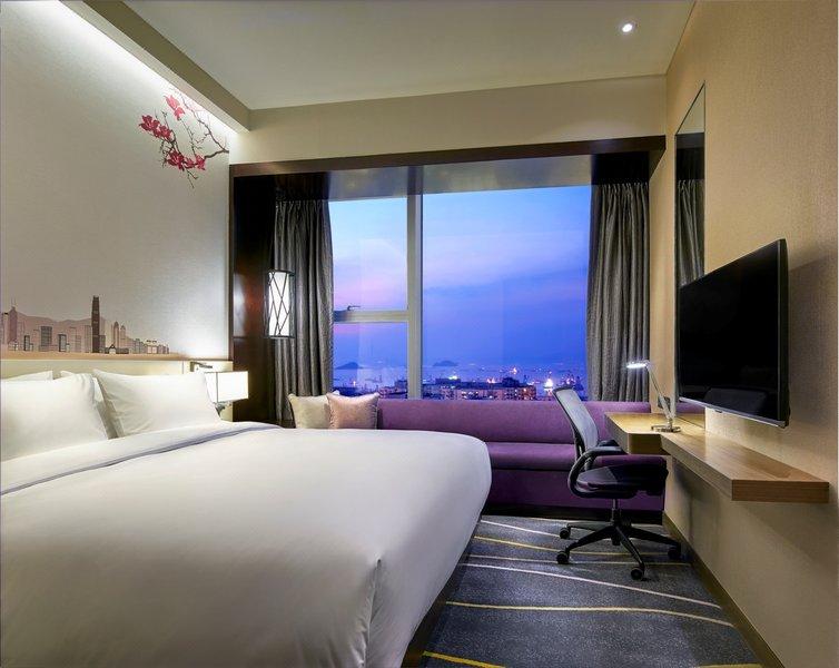 香港旺角希尔顿花园酒店房型