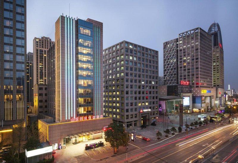 Wangrui Xinyi Hotel Over view