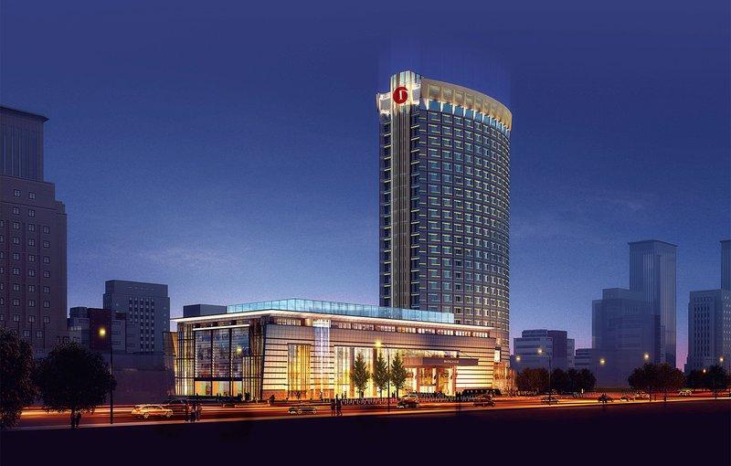 淮南新锦江大酒店酒店外观