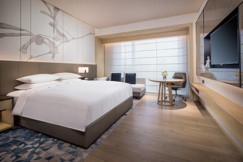 Courtyard by Marriott Shanghai Zhongjian Room Type