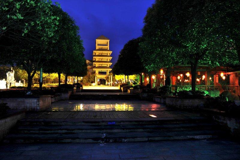 重庆东方山水假日酒店酒店外观