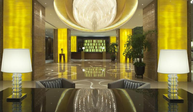 Four Points by Sheraton Taicang Hotel public area