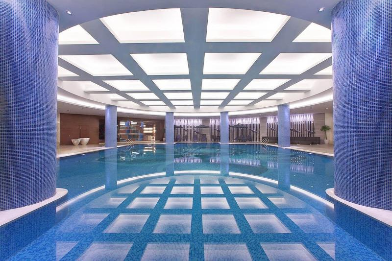 Four Points by Sheraton Taicang Leisure room