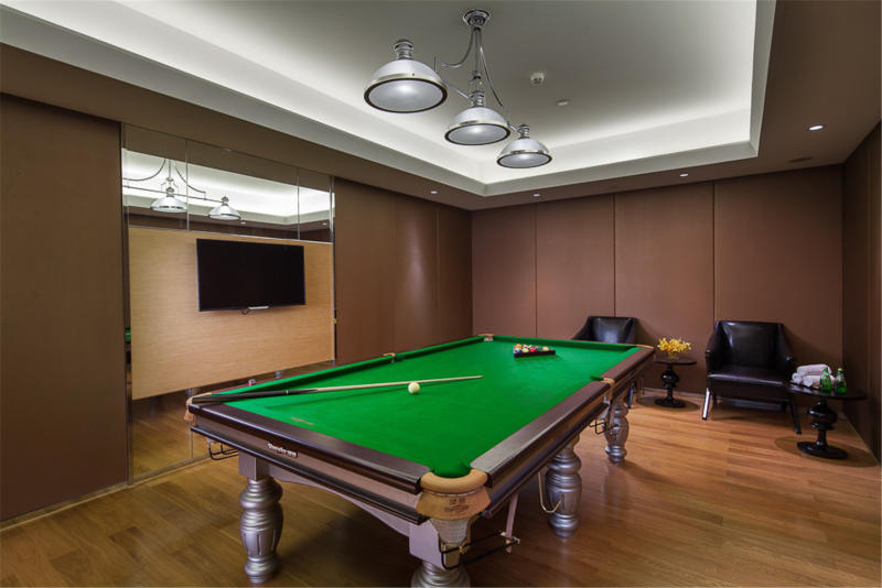 Reagl Financial Center Hotel Leisure room
