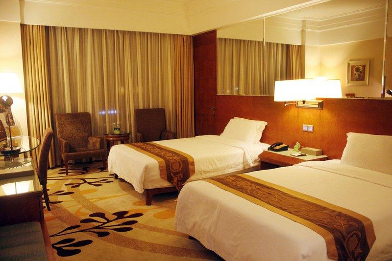 广州渔民新村酒店房型