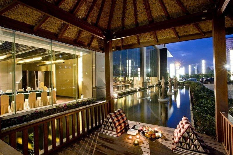 杭州银隆君亭酒店公共区域
