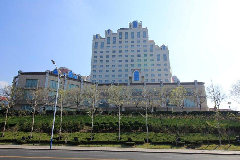烟台东方海天酒店酒店外观