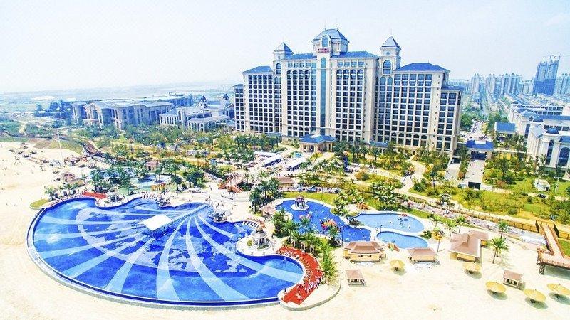 Hengda Venice Resort Over view