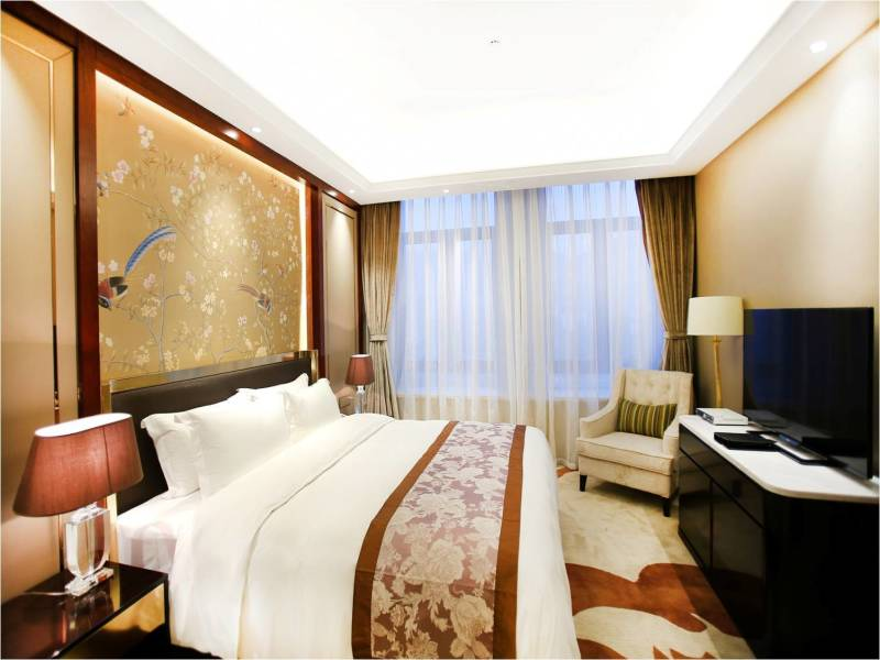China Merchants International Convention Center Room Type