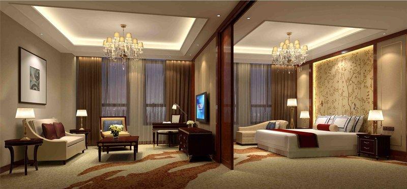 重庆华商国际会议中心房型