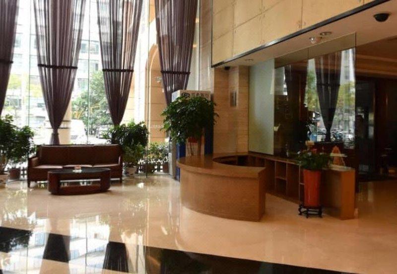 深圳登喜路酒店(南山店)公共区域