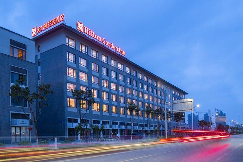 Hilton Garden Inn Qidong Over view