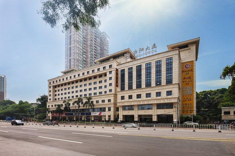 Guangzhou Zhejiang Hotel Over view