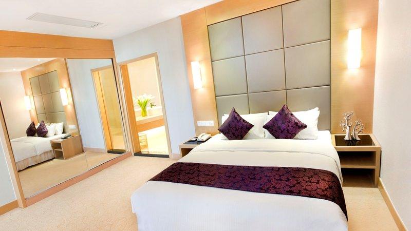 武汉帝盛酒店房型