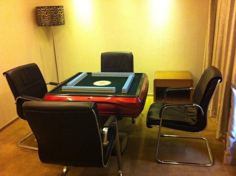 Jockey Club Hotel Guangzhou Leisure room