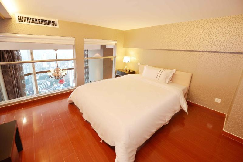 Guangzhou Grand View Golden Palace Apartment Room Type