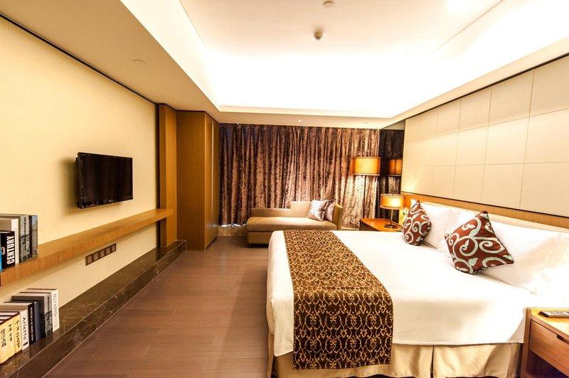 广州国际金融中心雅诗阁服务公寓房型