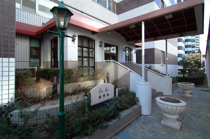 Metropark Lido Hotel Beijing Over view