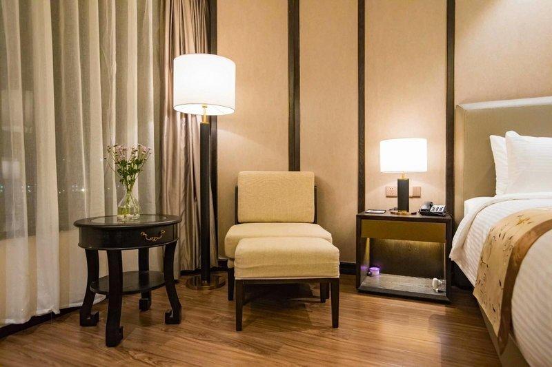 上海三迪华美达酒店房型