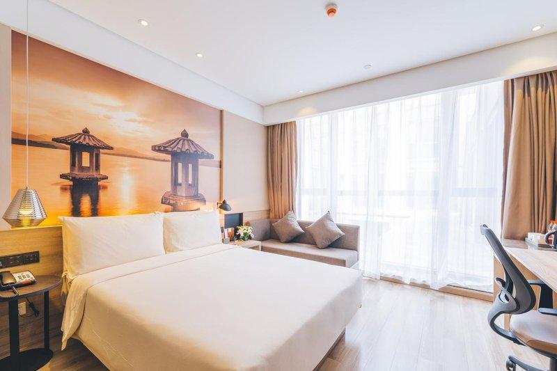 杭州西溪灵隐亚朵酒店房型
