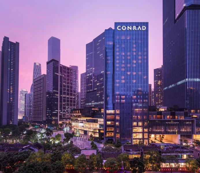 Conrad Guangzhou Over view