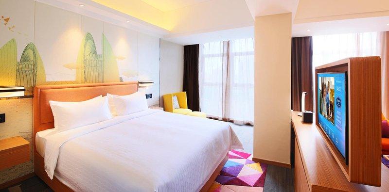 珠海诚丰广场希尔顿欢朋酒店房型