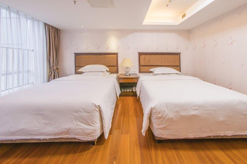 Youyou International Apartment (Guangzhou Grandview Huanshi Center) Room Type