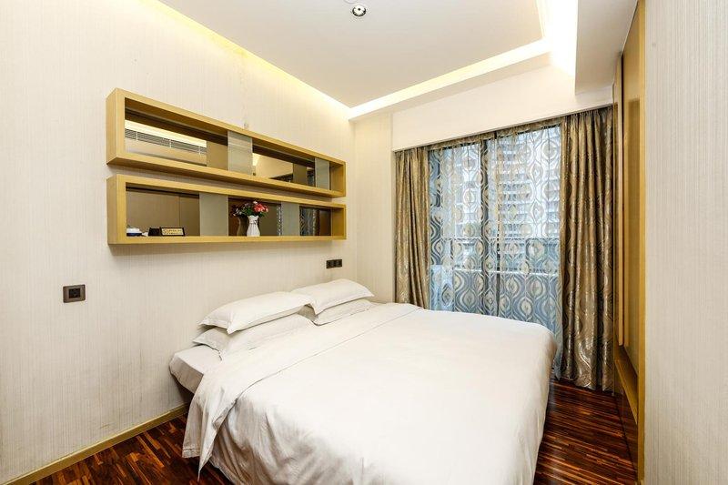 维福顿公寓(广州珠江新城保利中达店)房型