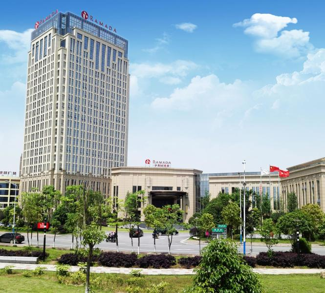 Ramada Yiyang Taojiang Over view