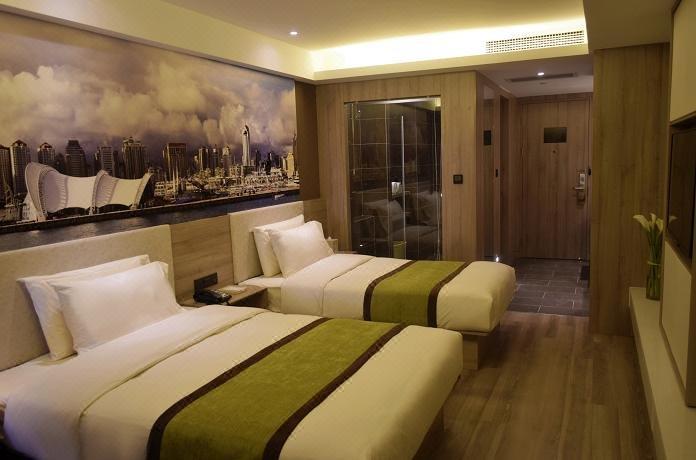Atour Hotel Qingdao Olympic Sailing Center Room Type
