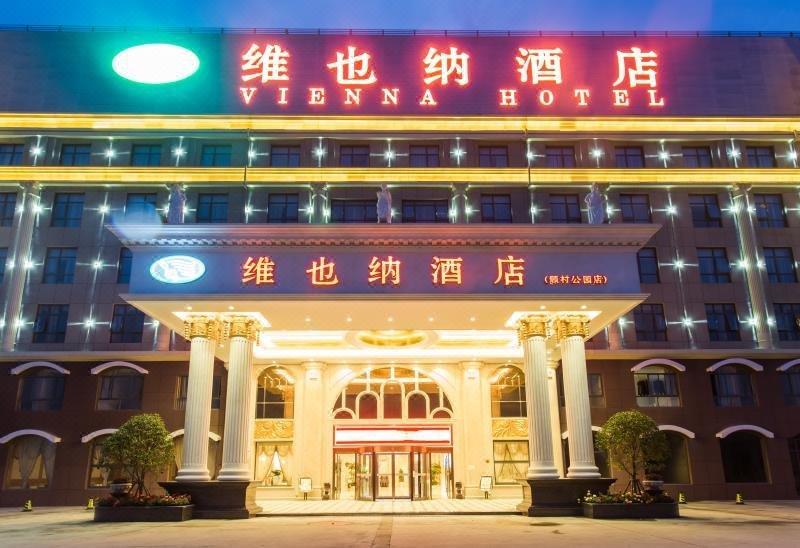 Vienna Hotel (Shanghai Gucun Park) Over view