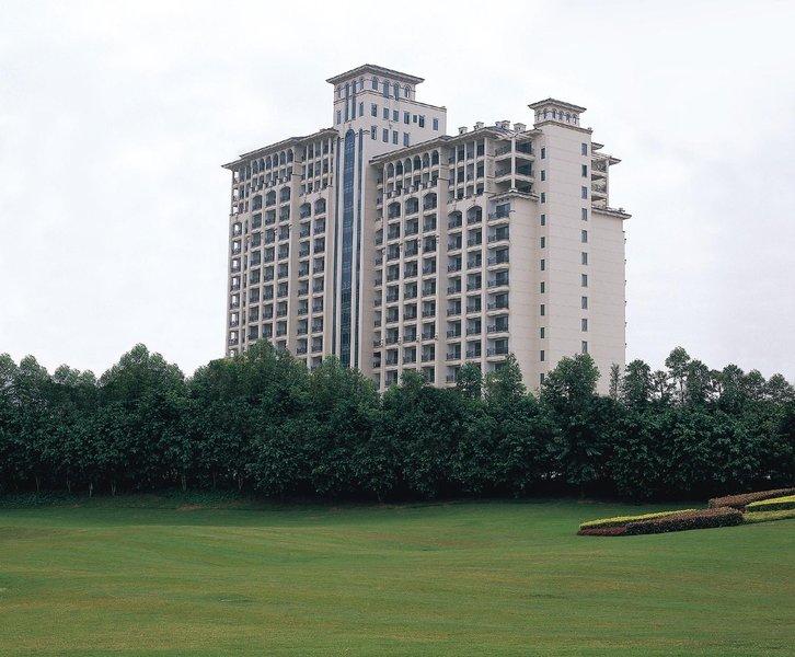 广州广星国际公寓酒店外观